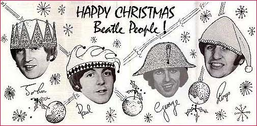 The Beatles Christmas Album.The Beatles Christmas Album Beatles Christmas Message 1965